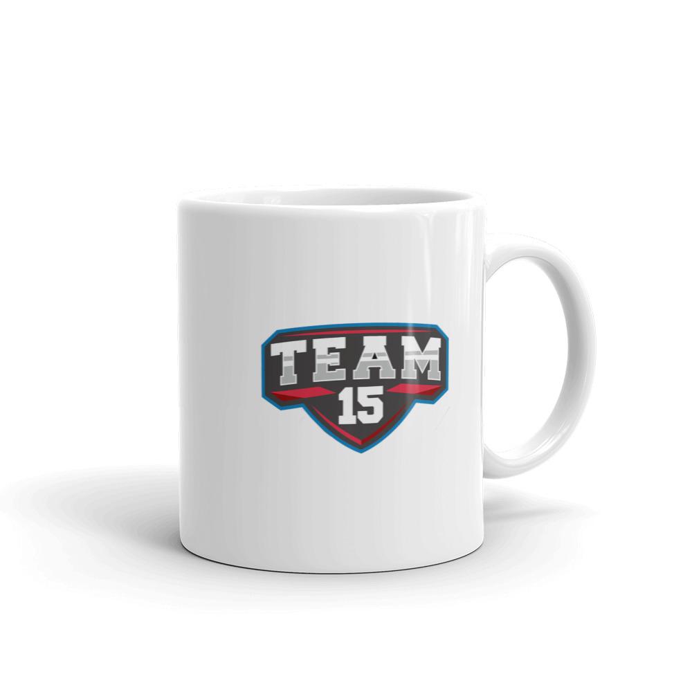 Detroit Has Heart | Team 15 Mug